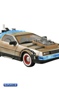 1:15 Scale DeLorean Time Machine (Back to the Future 3)