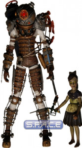 Big Sister and Little Sister TRU Exclusive 2-Pack (Bioshock 2)