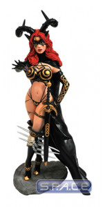 Tarot - Witch of the Black Rose PVC Statue (Femme Fatales)