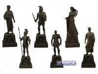 6er Set : Resin Figurines (Clash of the Titans)