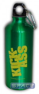 Aluminum Sports Bottle (Kick-Ass)