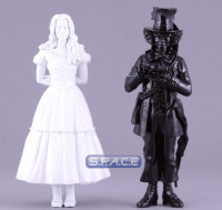 2er Set : Alice and Mad Hatter SDCC Excl. (Alice in Wonderland)