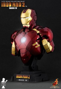 1/4 Scale Iron Man Mark IV Bust (Iron Man 2)
