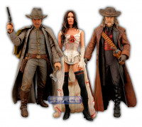 Complete Set of 3: Series 1 (Jonah Hex)