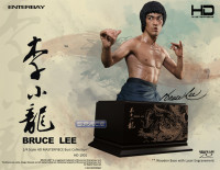 1/4 Scale Bruce Lee Bust HD Masterpiece (Bruce Lee)