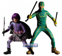 Set of 2: Kick-Ass and Hit-Girl (Kick-Ass)