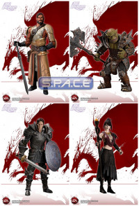 Complete Set of 4 : Dragon Age Series 1
