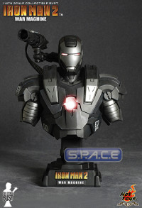 1/4 Scale War Machine Bust (Iron Man 2)