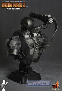 1/4 Scale War Machine Bust (Iron Man 2)
