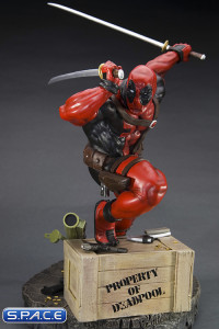 Deadpool Fine Art Statue (Marvel)