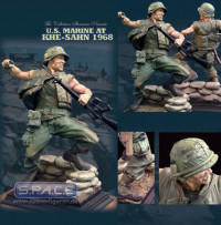 U.S. Marine at Khe-Sahn 1968 Statue (Military)