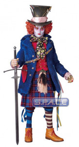 1/6 Scale RAH Mad Hatter - Blue Jacket (Alice in Wonderland)