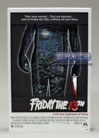 Friday the 13th 3D Movie Poster (Friday the 13th)