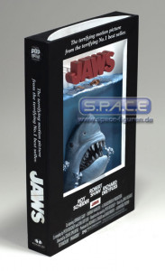 Jaws 3D Movie Poster (Jaws)