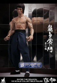 1/6 Scale Bruce Lee DX04 (Enter the Dragon)