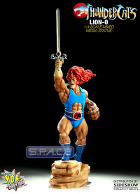 Lion-O Mixed Media Statue (Thundercats)