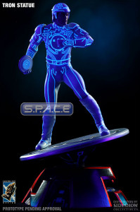 Tron Classic Heroes Statue (Tron)