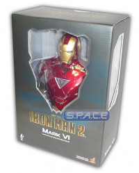 1/4 Iron Man Mark VI Bust Exclusive (Iron Man 2)