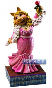 Miss Piggy Mini-Statue (Disney Traditions - The Muppet Show)