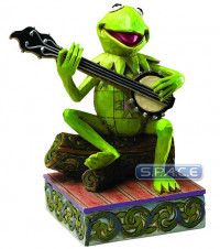 Kermit the Frog Mini-Statue (Disney Traditions - Muppet Show)