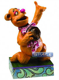 Fozzie Bear Mini-Statue (Disney Traditions - The Muppet Show)