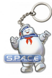 Stay Puft Marshmallow Man Keychain (Ghostbusters)