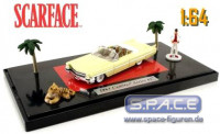 Scarface - 1963 Cadillac Series 62 (Die Cast 1:64)
