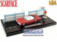 Scarface - 1968 Chevy Impala (Die Cast 1:64)