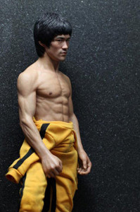 1/6 Bruce Lee RM - Behind the Scene Edition (Game of Death)