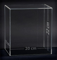 SpaceCube Series 2 Acryl Case (20x15x22cm)