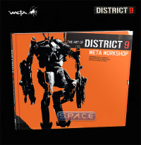 The Art of District 9 - Weta Workshop Book