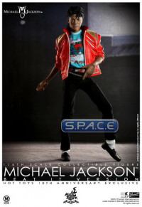 1/6 Scale Michael Jackson - Beat It Version 10th Anniversary Exclusive