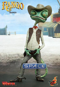 Rango Vinyl Collectible Figure (Rango)