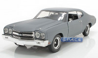1:18 Scale 1970 Chevrolet Chevelle Grey (Fast and Furious)