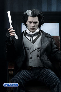 1/6 Scale Sweeney Todd Movie Masterpiece MMS149 (Sweeney Todd)