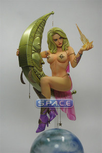 Luna by Dorian Cleavenger PVC Statue (Fantasy Figure Gallery)