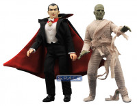 Set of 2 : Universal Studios Classic Monsters Serie 2