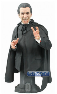 Christopher Lee as Count Dracula Bust (Hammer Horror)
