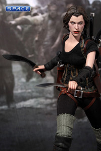 1/6 Scale Alice Movie Masterpiece (Resident Evil: Afterlife)