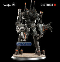 The Exosuit Statue (District 9)