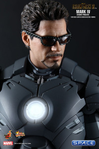1/6 Scale Iron Man Mark IV Secret Project MMS153 2011 Toy Fairs Exclusive (Iron Man 2)