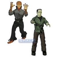 Set of 2 : Universal Studios Classic Monsters Serie 1