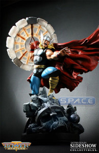 Thor - Classic Action Statue (Marvel)