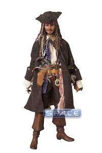 1/6 Scale Jack Sparrow Ultimate Unison No.5 (POTC - On Stranger
