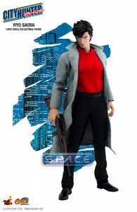 1/6 Scale Ryo Saeba Comic Masterpiece (City Hunter)