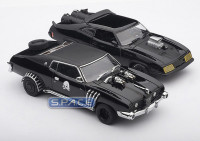1:43 Scale Road Warrior Twin Models Set (Mad Max 2)