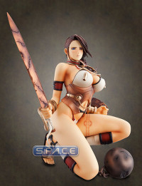 1/8 Scale Dragon Warrior Branwen PVC Statue (Queen's Blade)