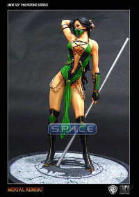 Jade - Enchanted Warriors Statue (Mortal Kombat)