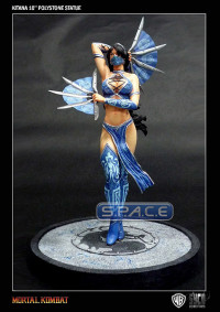 Kitana Statue (Mortal Kombat Enchanted Warriors)
