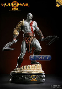 Kratos Statue Sideshow Exclusive Edition (God of War)